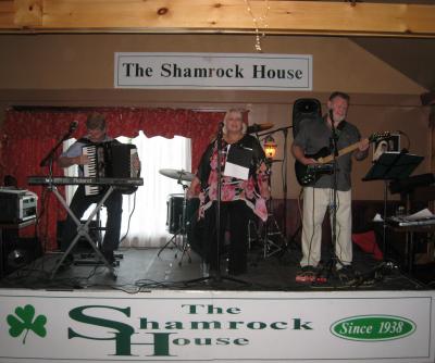 Shamrock House East Durham (Frawley 50th Anniversary)