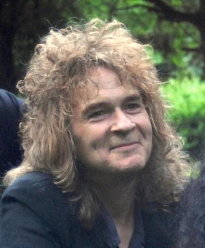Russ T. Blades, drummer