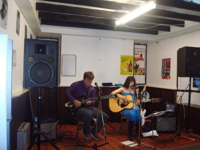 <p>Aberjazz Festival in Fishguard (Wales), 28 August 2011</p>