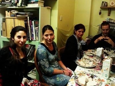 <p>Samaritans Bookshop reunion, April 2011</p>