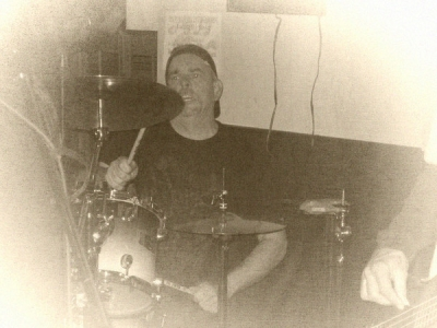 Jim Rumble - Drums