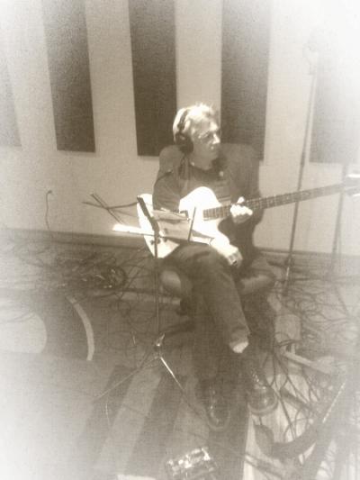 Bruce Chambers - Bass