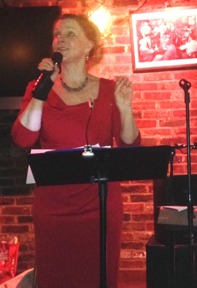 Brick Bistos are intimate venues Cabaret singing