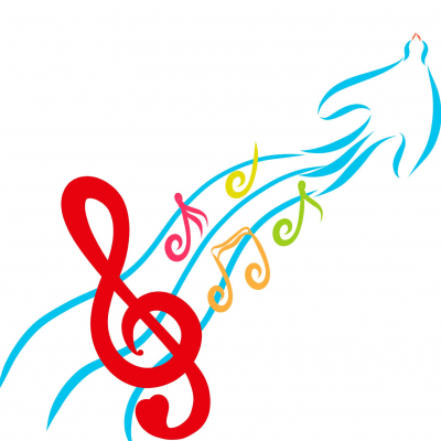 A quieter version of our logo, perfect for Wedding Events