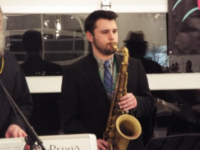 A variety of Sax Players