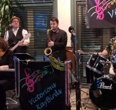 Another Mardi Gras Themed Event - 3/5/2019 , then a JAM.
