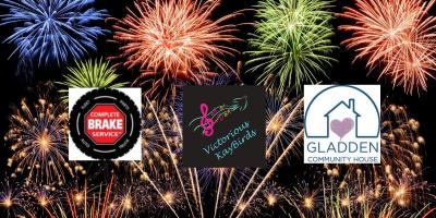 July 3 2019 Fireworks Event Downtown Brat, Beer, Birds, Boom