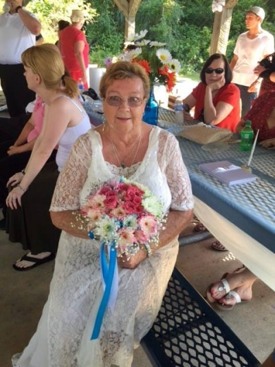 Carol the Beautiful Bride 5-23-15