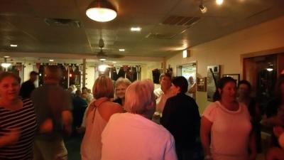 Dancers At Fort Walton Yacht Club 5-1-15