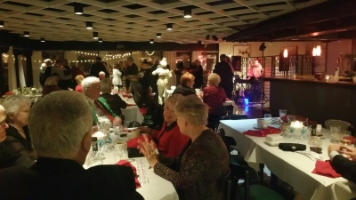 Gulfcoast Friends Christmas Party Dec. 5th 2015
