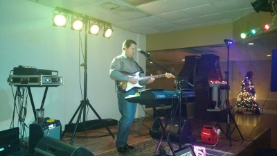 River Rats at The Elks Lodge Nov. 11th 2015