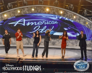 2011 American Idol Stage Hollywood Studios