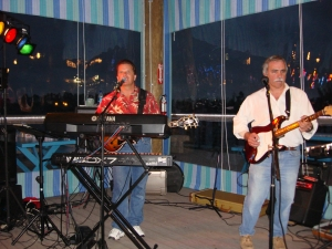 2008 The Dock Bobby D. Mike Joyner