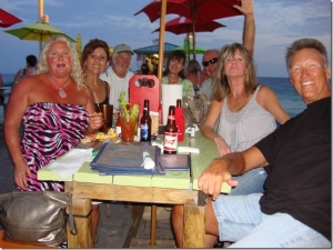 The Gang at Anglers