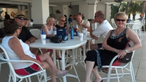 Ip Casino Wahoos pool side bar Gig. Hope, Dennis, Lethalia, Carol, Dwayne, Wade and Ruth...