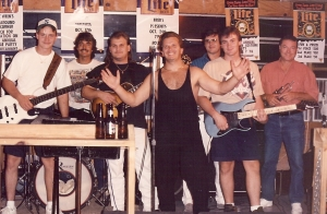 1993 Jeremy White, David Morgan, Donnie Mills, Bobby D. Chuck Demars, Mike Lambert, TNT Horns