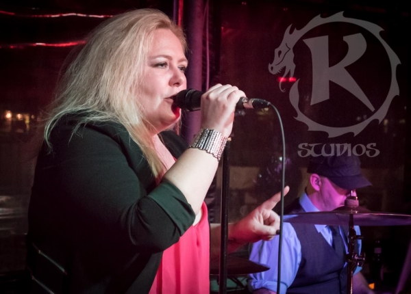 Stacey Grooms- Lead Vocals