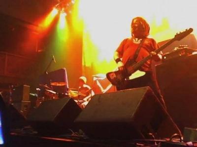 Rob Wise- Bass & Vocals