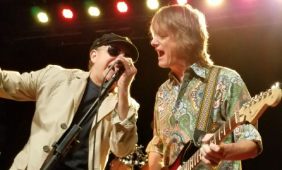 Mike Arnold & the Music City Rockers in concert