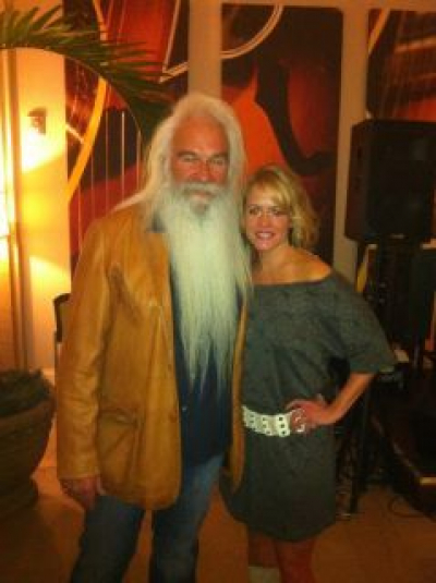 with William Lee Golden of the Oak RIdge Boys