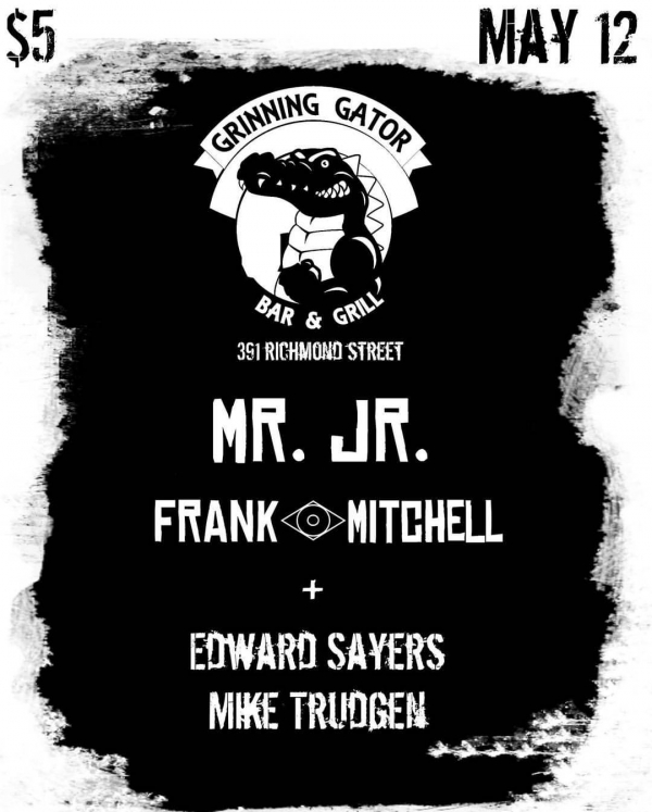 Opening Act for Mr.JR. & Frank Mitchell May 12, 2017