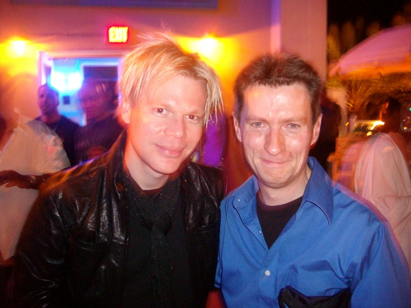 With Brian Culbertson.