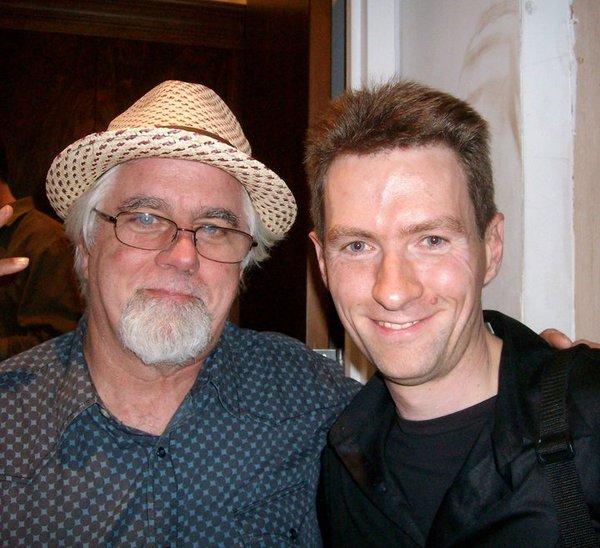 With Michael McDonald.
