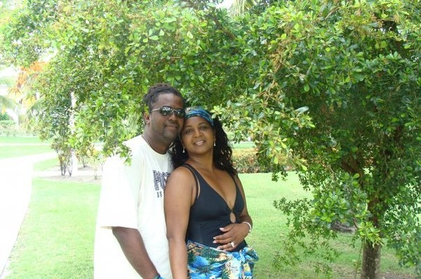 Taken on our honeymoon in Antigua W.I