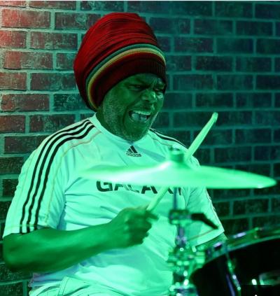 George - Drummer
