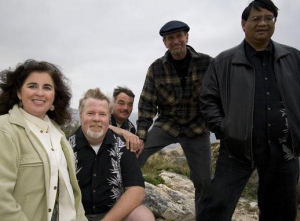 Kate, Chris, Rick, Bill and Rod Ramone