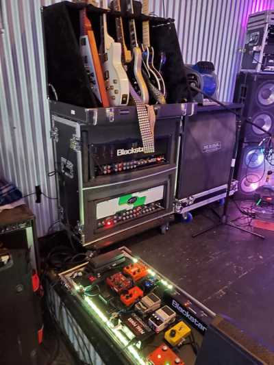 Touring rig