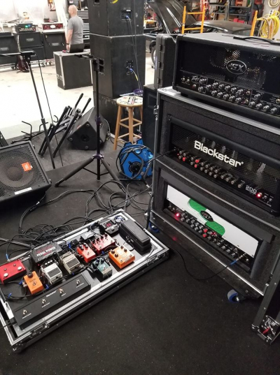 Touring rig #2