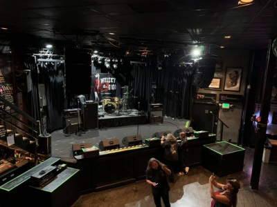 Whiskey Stage, Hollywood, CA