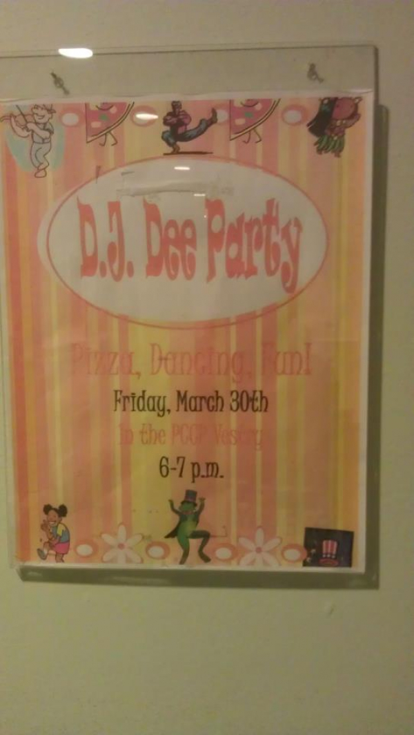Party time with DJ Dee Kimble