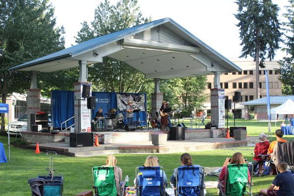 Lacey in Tune, Lacey WA July 16, 2016