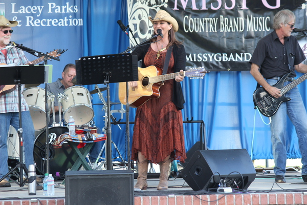 Lacey In Tune, Lacey WA July 23, 2016