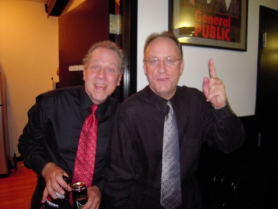 The #1 one drummer/keys team, David Ardrey and Jerry Deex