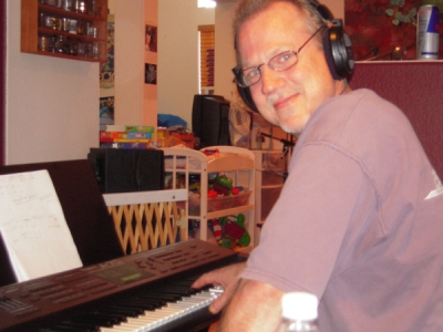 Mr. Piano Man, Sir David Ardrey