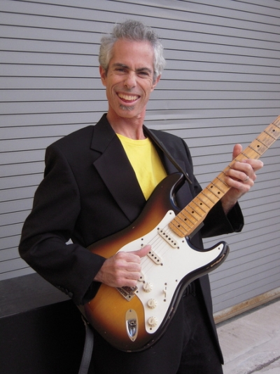 Howard Lubin the rock guitar GOD!