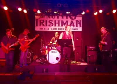 WIld Card at the Nutty Irishman Farmingdale