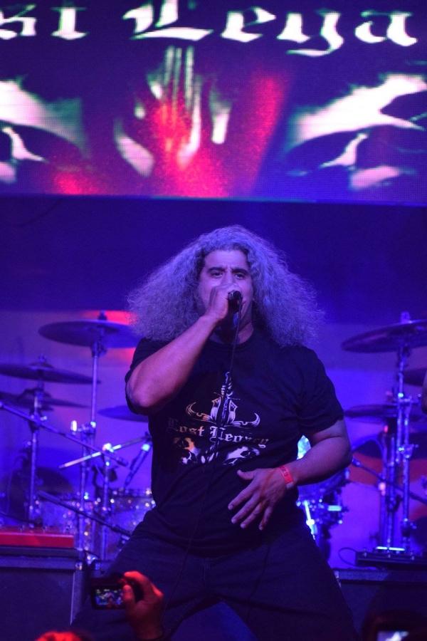 David Franco Vocals