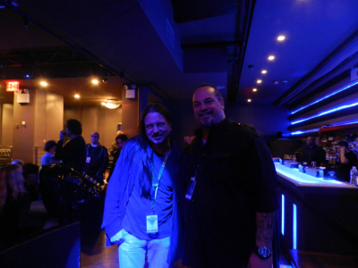 JP with Reb Beach