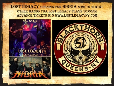 Direct Support for HIBRIA