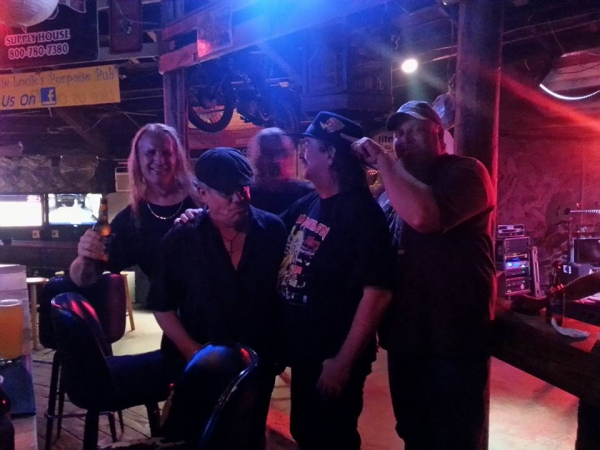 porpoise pub oct16th with  New singer Dave