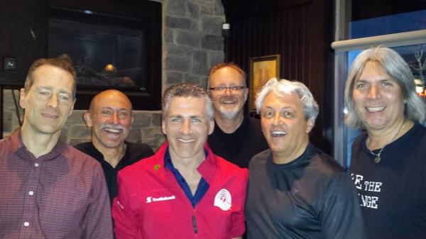 With Dylan Black--BOOM FM--Cancer Fundraiser for Stuntman Stu