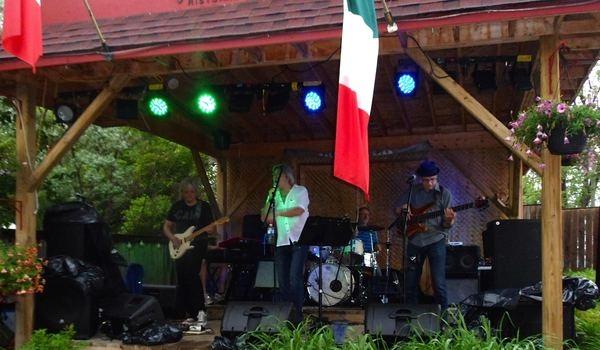 Rock for Roger's Fundraiser (Roger's House), La Piazza Restaurant, Manotick--June 5, 2015