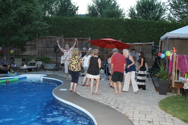 <p><strong>&nbsp;50th Birthday Party, Stitsville ON July 11, 2015</strong></p>