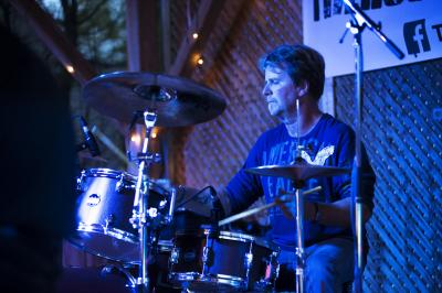 Daniel Mignault, Drums