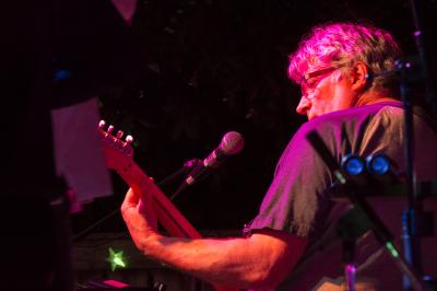 Rick Prest, Lead Guitar
