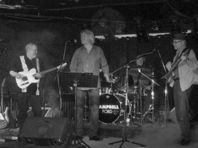 <p><strong> The Brass Monkey, Ottawa, ON--March 28, 2014</strong></p>